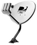 DirecTV Phase II Plus Satellite Dish