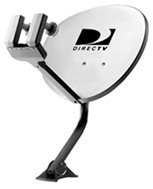 DirecTV Phase II Satellite Dish