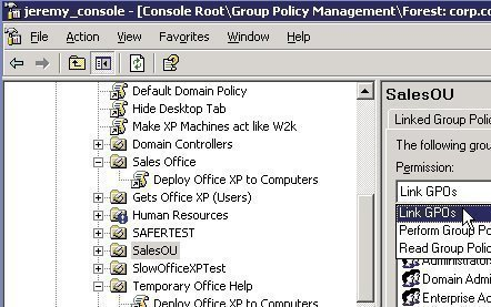how to find group policy in active directory