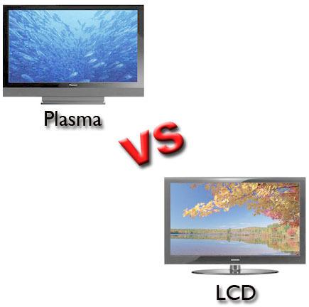 Plasma vs LCD