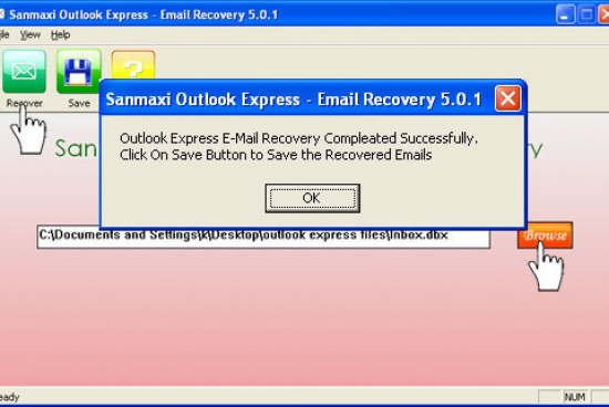 How to Recover Deleted E-Mails from Outlook Express
