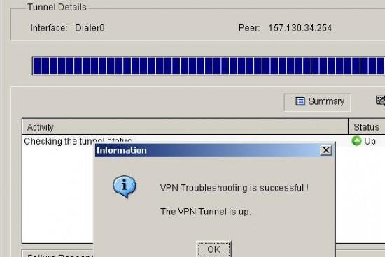 Troubleshooting VPNs