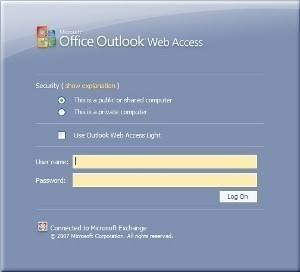Understanding Outlook Web Access Client