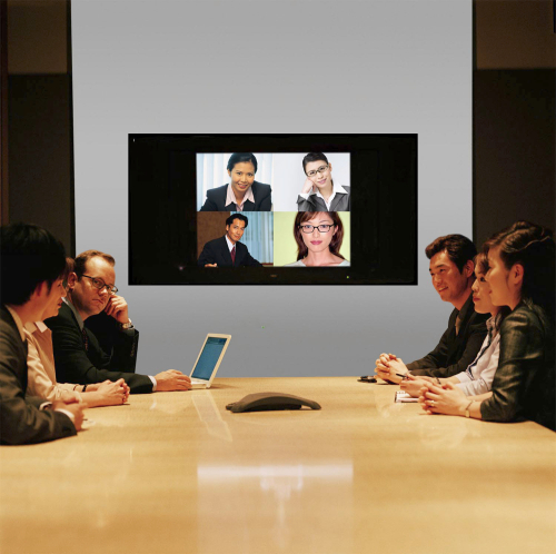 How Video Conferencing Works