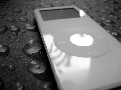 How to Repair a Wet iPod