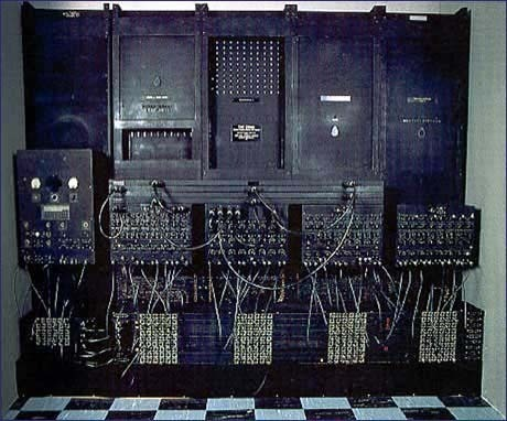 Who invented the ENIAC?