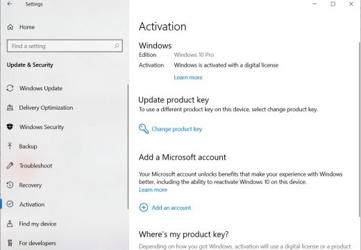 How to Check if Windows 10 is Genuine or Not?